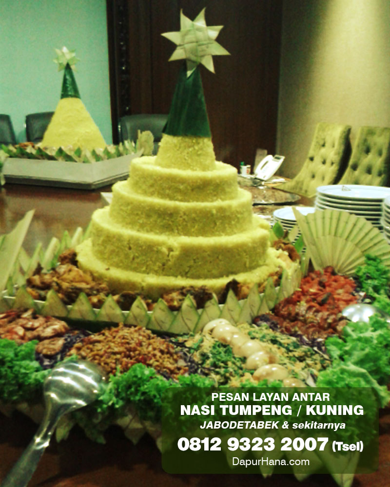081293232007 (Tsel) | Pesan Nasi Tumpeng di jakarta Bekasi Tangerang murah depok hiasan kuning sejarah